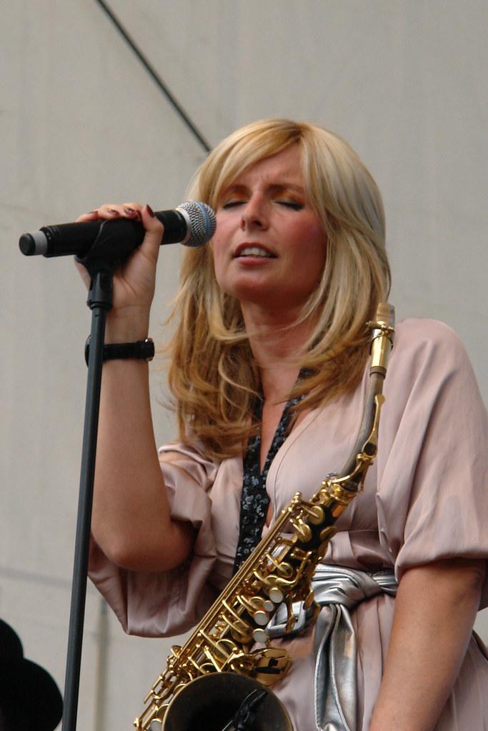 Candy Dulfer | Candy Dulfer 4  Internationales Jazz & Blues