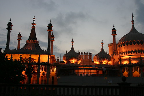 Brighton Palace (Royal Pavilion) | by Ilya Schurov