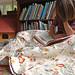 reading corner quilt