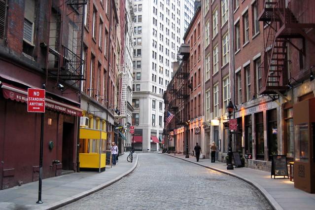 NYC - Stone Street