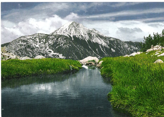 Bulgaria - Pirin Mountain National Park- UNESCO