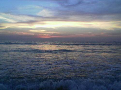 sunset india beach karnataka mangalore mulki mulky panambur panamboor nelsonkarkada