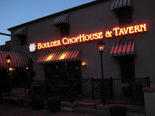 Boulder Chophouse & Tavern | by Numinosity by Gary J Wood