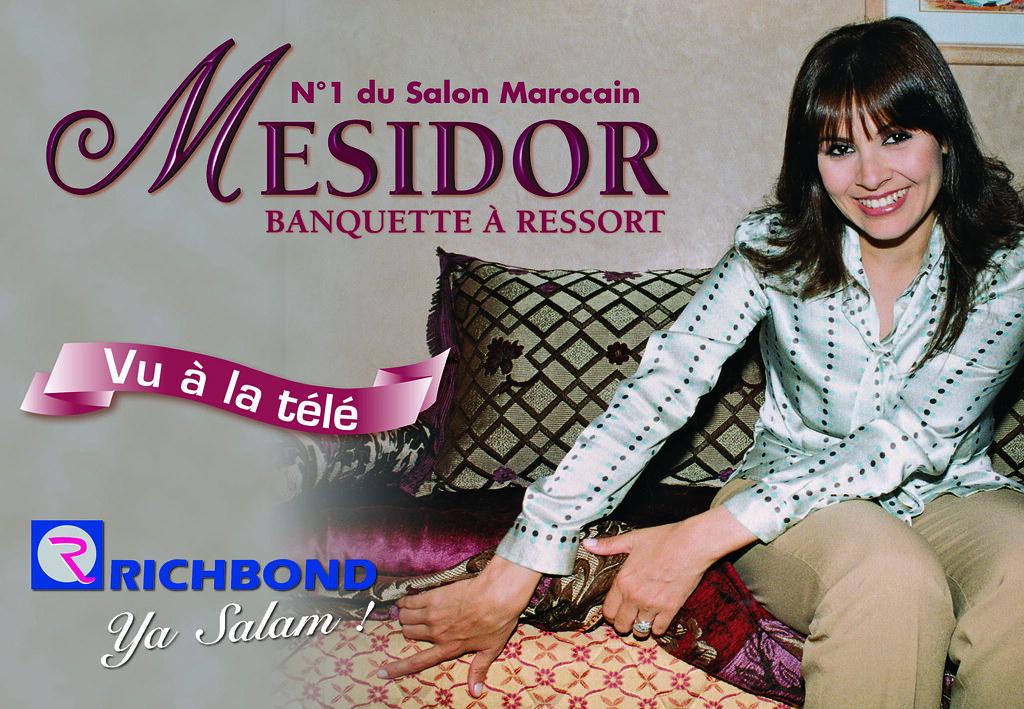 fatima EL KHEIR 2006 RICHBOND MESIDOR SALON MAROCAIN | Flickr