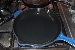 heat the pan to egg cooking temp | by abmatic
