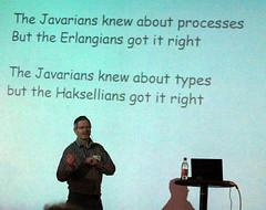 Java vs Haskell vs Erlang | by Erik Starck