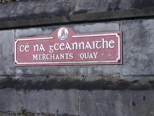some sign...I like Gaelic writing :) | by AshleeyUK