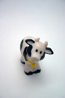 Cow | by PaperBird Photography<3