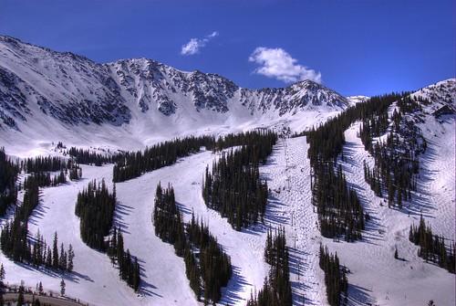 A-Basin - Colorado skiing in May   by Thad Roan - Bridgepix