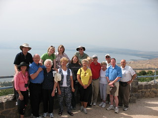 Group in Golan Heights_0994