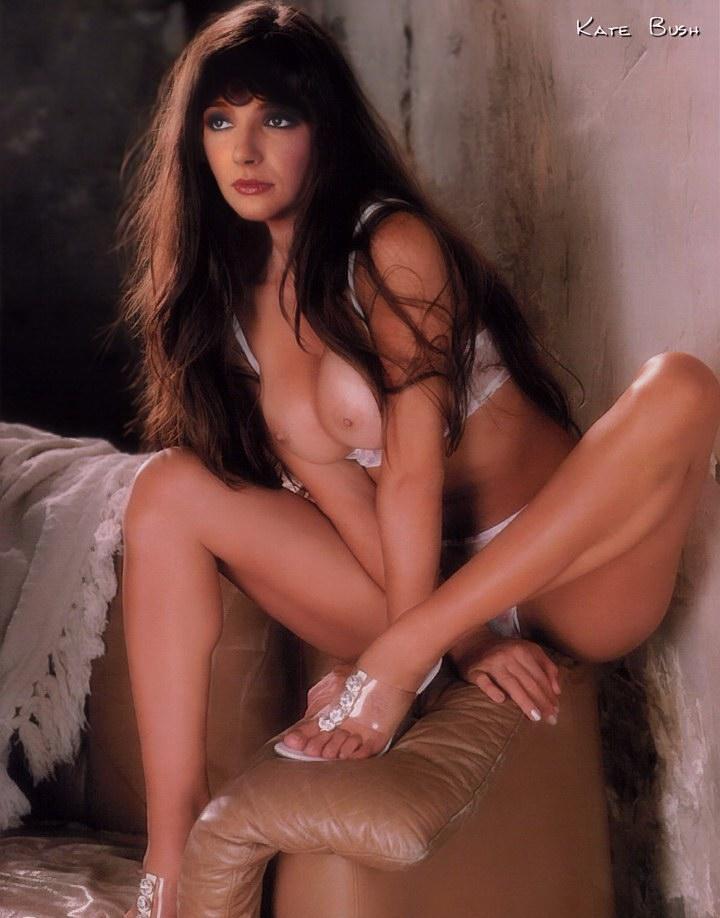 Kate Bush Nude