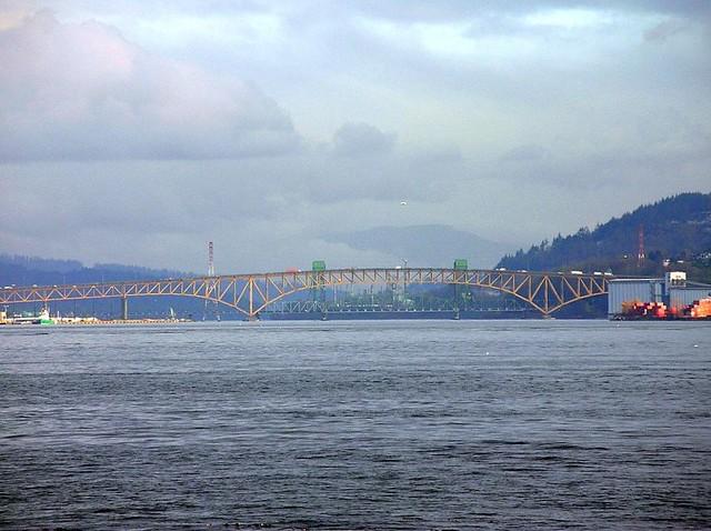 Second Narrows Bridges