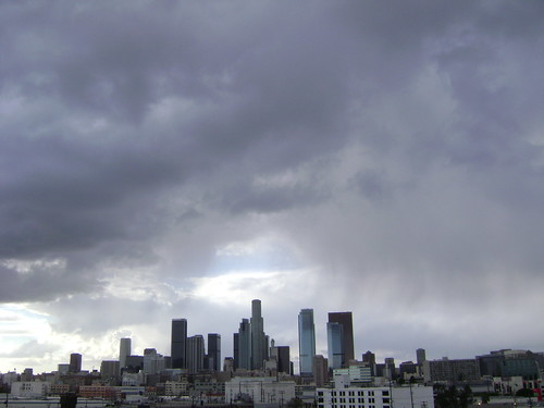 Clouds Over Los Angeles | by RodneyRamsey