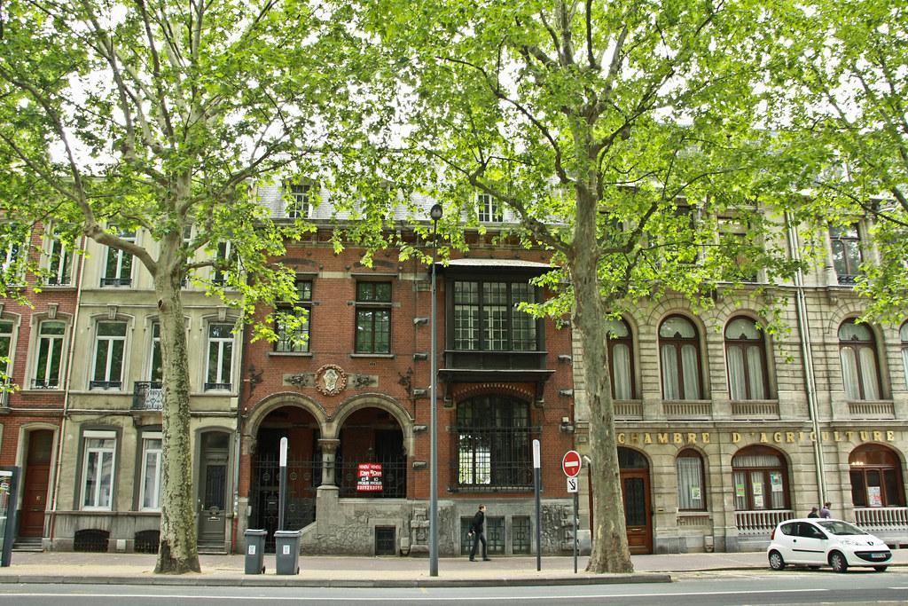 France - Lille (vol.1) - Boulevard de la Liberté