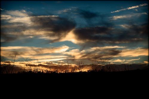 sunset oklahoma landscape nikon porter d40 acreestudios