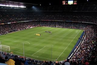 Camp Nou   by borkur.net