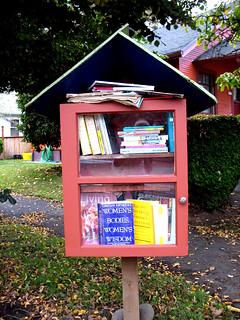 community book exchange   by run dorkas run