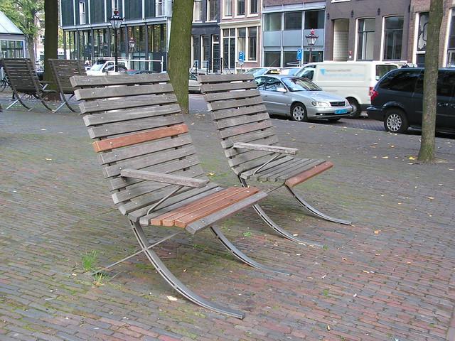 amsterdam (Barcelona) bench