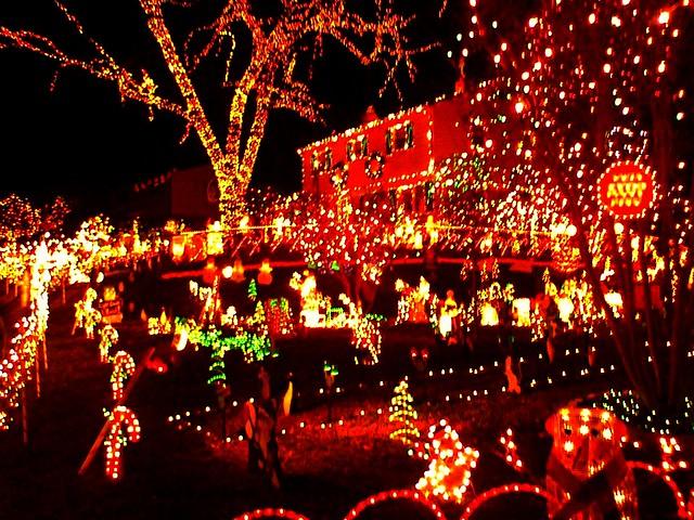 Christmas Lighting Richmond Va.Mobile Richmond Tacky Lights Tour West End Henrico Coun