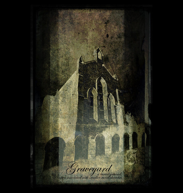 Graveyard - Dictionary of Image