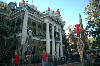 09 - Haunted Mansion Holiday (12) | by Gator Chris