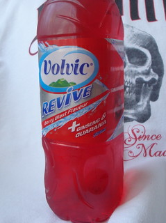 Volvic Revive Berry Blast It Does Contain Caffine But