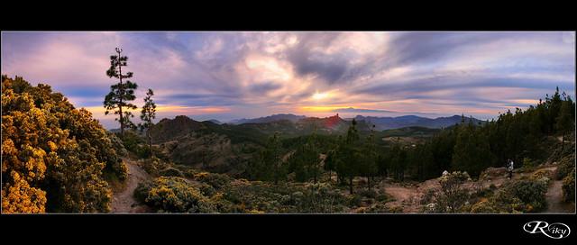 :: Vistas al Roque Nublo II ::