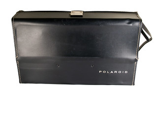 Polaroid Land Camera 104 case (closed) | by Timmy Toucan