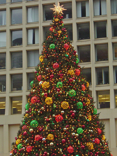 Chicago: Daley Plaza Christmas Tree (2006) | by chrismetcalfTV