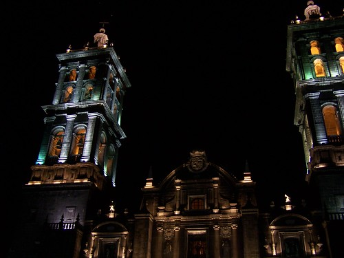 Catedral y sus luces