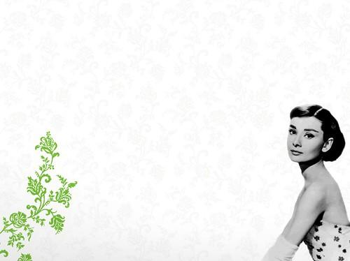 Audrey Hepburn Wallpaper Un Wallpaper En Base A La Foto A