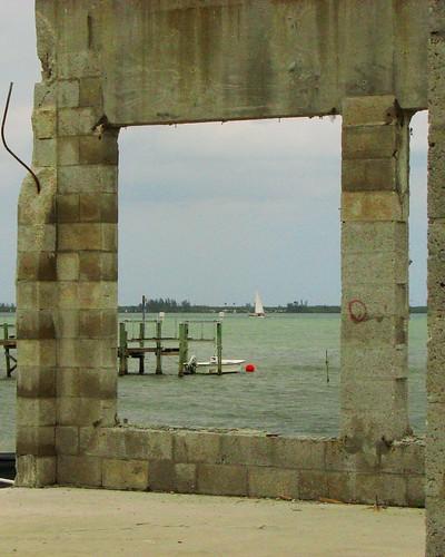 window nature frame indianriver sebastianfl kmprestonphotography
