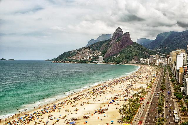 Brasil - Rio de Janeiro - Ipanema