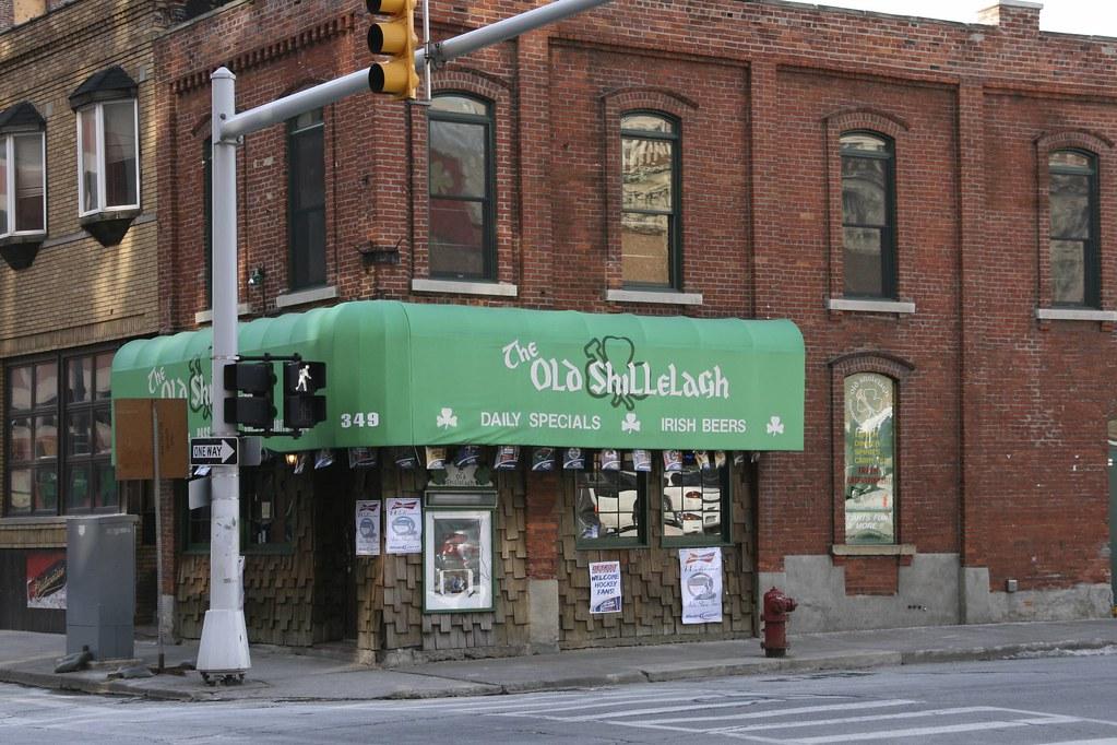 The Old Shillelagh (Detroit)
