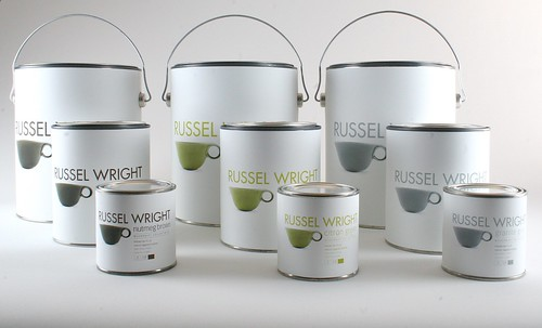 Package Design 2 - Russel Wright Paint | by dc_bleu