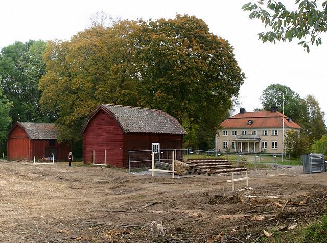 Västerhaninge Parsonage Estate