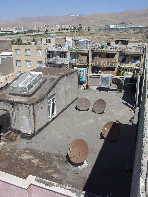 6291. Satellite Dishes. Karaj Tehran