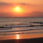 Sunset & Eboshi