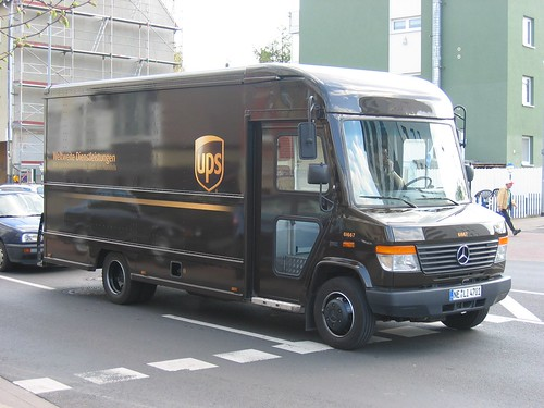 Mercedes USP truck | by ceris42