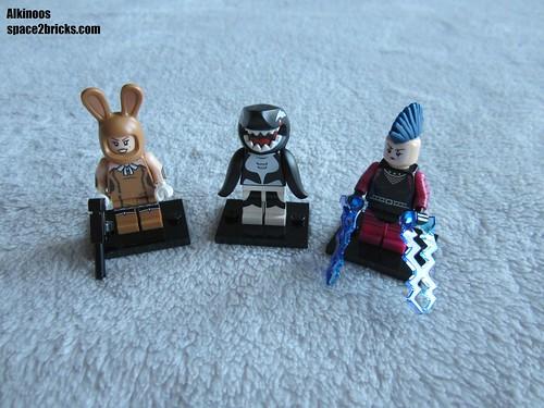 Lego Minifigures The Lego Batman Movie p8