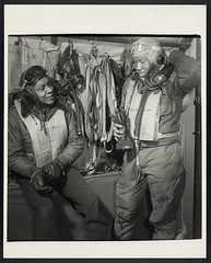 Black Wings: Tuskegee Airmen, World War 2 | by Black History Album
