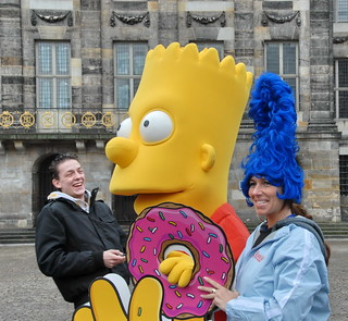Bart Simpson In Amsterdam | by FaceMePLS