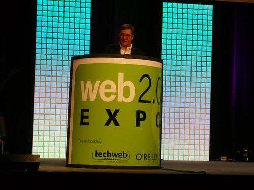 Fake Steve Jobs - Daniel Lyons @ Web2.0 | by Dave Mathews