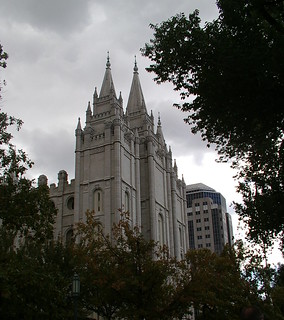 Salt Lake temple | by sunshine's creations