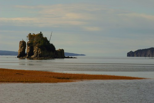 Little Island & Cape Enrage | by Martin Cathrae