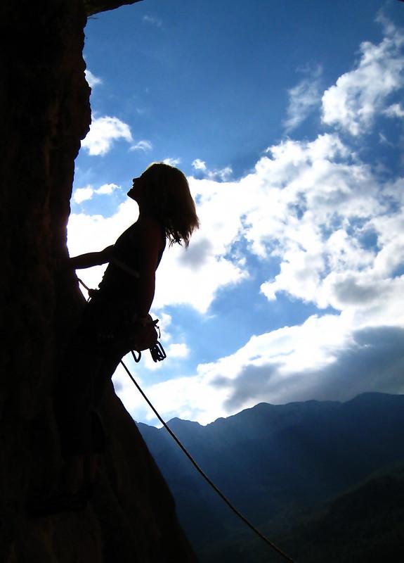 sky climbing