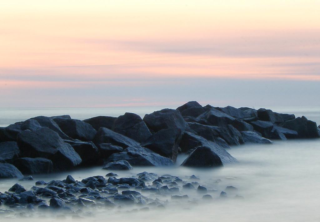 Misty Rocks II by Montwerx