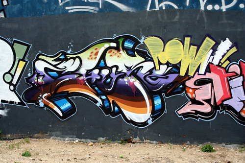 Graffiti Hall of Fame in Amoreiras, Lisbon | by Graffiti Land