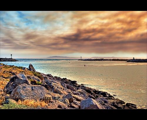 sea water santabarbara 30 fire rocks smoke explore 69 fp venturaharbor jesusitafire