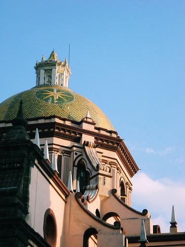 Cúpula de la Catedral (Puebla, México)